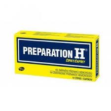 PREPARATION H SUPP.12 - 1