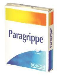 PARAGRIPPE HOMEO TBL 60 - 1