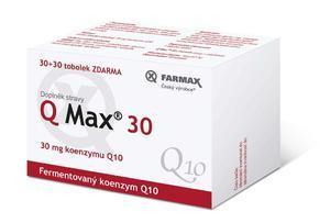 Q MAX 30MG TOB.30 1+1 BALENÍ ZDARMA