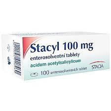 Stacyl 100mg enterosolv. por.tbl.ent.100x100mg - 1