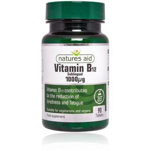VITAMIN B12 (1000MCG) TBL.90 - SUBLINGVALNI