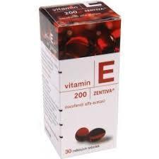 Vitamin E 200 Zentiva por.cps.mol.30x200mg - 1