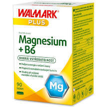 Walmark  Magnesium + B6 tbl.90 - 1