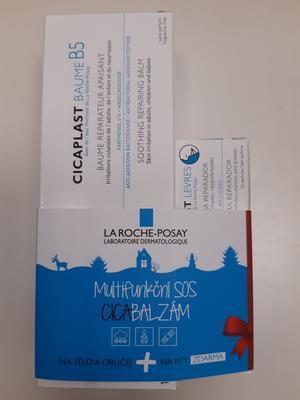 LA ROCHE Cicaplast Baume B5 100ml+levr.7.5ml - 1