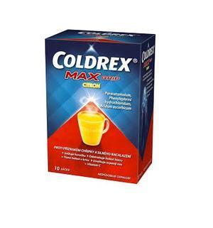 Coldrex Maxgrip Citron por.plv.sol.10ks