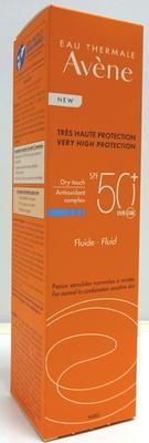 Avene Sun Fluid SPF50+ 50ml
