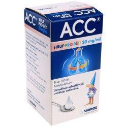 ACC 20MG/ML SIR. 1X100ML