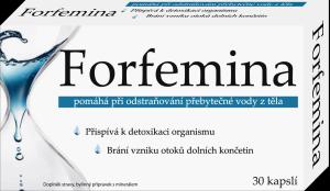 FORFEMINA PŘÍPRAVEK NA ODVODNĚNÍ TĚLA TBL.30