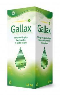 GALLAX POR.GTT.SOL.15ML  GALMED