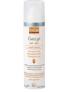 Syncare gel čistící anti-akné 75ml