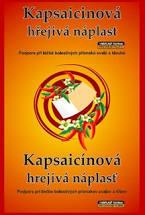 Kapsaicinová hřejivá náplast 12x18cm 1ks - 1