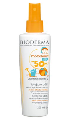 BIODERMA Photoderm KID Sprej SPF 50+ 200 ml