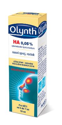OLYNTH HA 0,05% 0,5MG/ML NAS SPR SOL 10ML