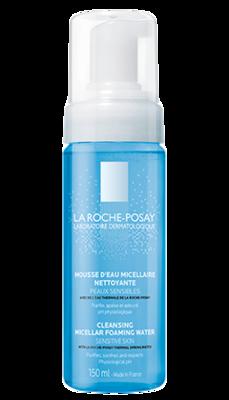 La Roche-Posay Eau Moussante 150ml - fyziologická pěnová voda - 1