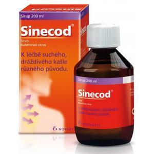 SINECOD 1.5MG/ML SIR. 1X200ML/300MG