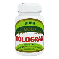 DOLOGRAN VITAMIN GOLD 90G