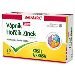 Walmark Vápník-Hořčík-Zinek Osteo tbl.30
