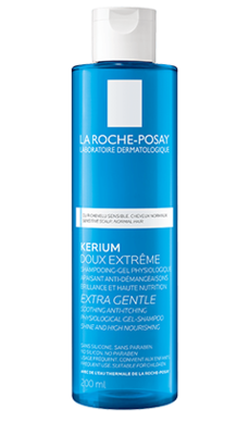 La Roche-Posay Kerium Extr.jemnost (Doux) 200ml - 2