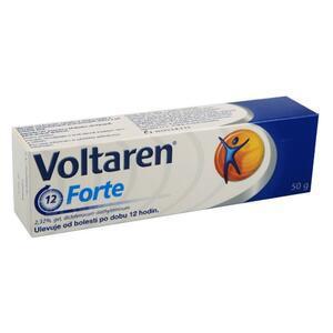 Voltaren Forte 2.32% gel 50g CZ - 2