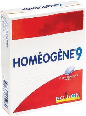 HOMEOGENE 9 ( HOMEOPAT.) TBL 60 - 2