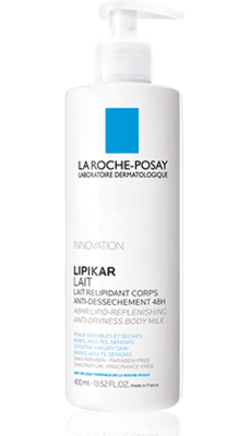 LA ROCHE LIPIKAR Tělové mléko 400ml - 2