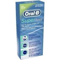 ORAL-B DENT.NIT SUPERFLOSS 1KS - 2