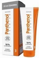 PANTHENOL 10% SWISS PREMIUM GEL 100+25ML ZDARMA - 2