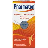 Pharmaton Geriavit Vitality 50+ tbl.30 - 2