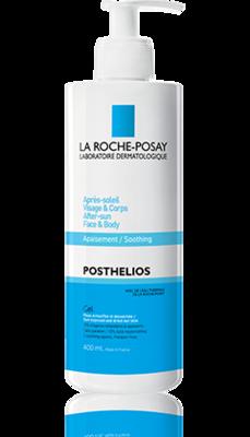 La Roche-Posay Posthelios - mléko po opalování 400ml - 2