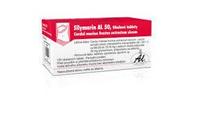 SILYMARIN AL 50 DRG 100X50MG - 2