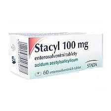 Stacyl 100mg enterosolv. por.tbl.ent. 60x100mg - 2