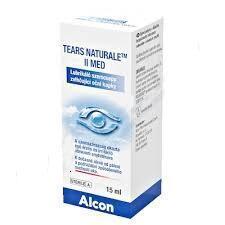 Tears Naturale II MED 15 ml - 2