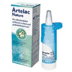Artelac Nature oční kapky 10ml - 2