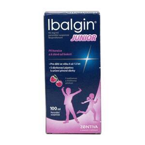 Ibalgin Junior 40mg/ml por.sus.1x100ml - 2