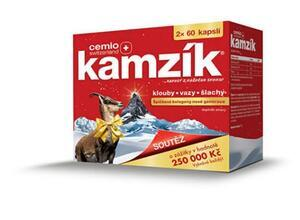 Cemio Kamzík cps.120 dárek 2021 CZ - 2