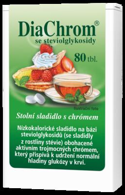 DiaChrom se stévií tbl.80 - 2