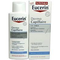 EUCERIN DermoCapillaire zklidňující šampon s ureou 5% 2x250ml - 2
