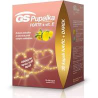 GS Pupalka Forte s vit.E cps.70+30 + dárek - 2