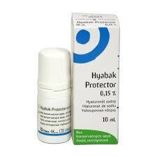Hyabak Protector 0.15% gtt 10ml - 2