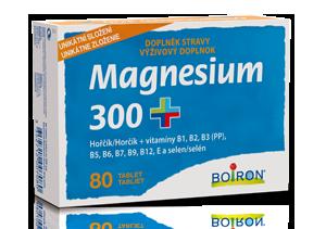 MAGNESIUM 300+ TBL.80 BOIRON - 2