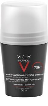 VICHY HOMME DEO 72H ROLL ON - 2