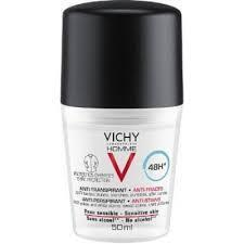 VICHY homme DEO 48H roll on PROTI SKRVNAM 50ML - 2