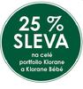 Klorane 25% SLEVA