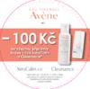 Avene  XeraCalm a Cleanance - sleva 100 Kč,- - Lekarnanapekarske.cz